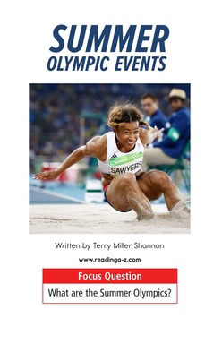 Summer Olympics Events