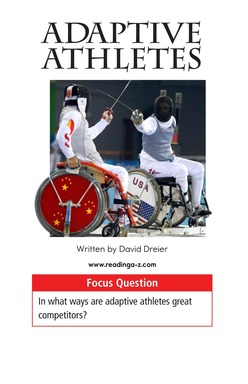 Adaptive Athletes