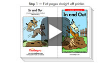 Watch Double-Sided Book Guide Video